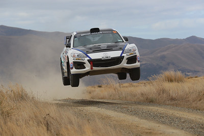 Rally Otago 2019 - NZRC and AllComers