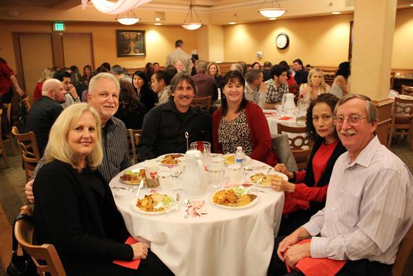 Couples' Valentine Dinner 2012
