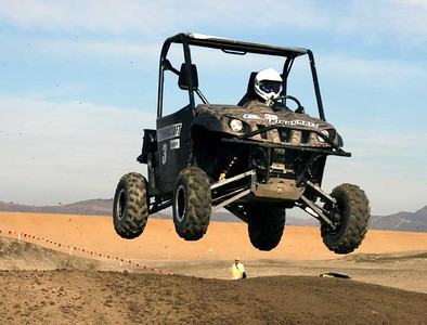 2007-02-28 UTV & Quad Races at Lake Elsinore MX