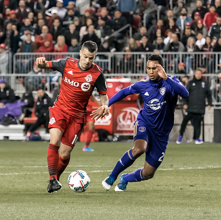 Orlando City vs Toronto FC