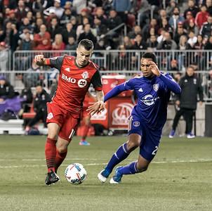 Orlando City vs Toronto FC