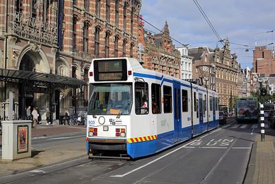 GVB Gemeentelijk Vervoerbedrijf (Amsterdam)