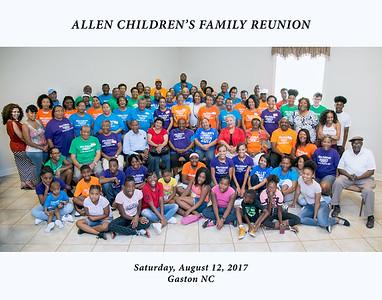 Allen Family Portrait Session
