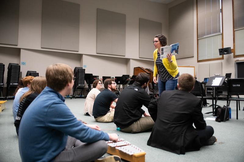 Julia Reynolds Classroom