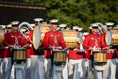 Marine Corps Sunset Parade (2016)