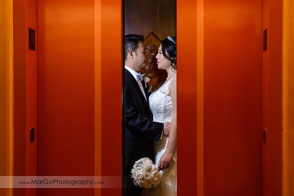 Hilton San Francisco Airport Bayfront Wedding