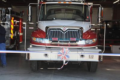 Sissonville VFD New Firehouse