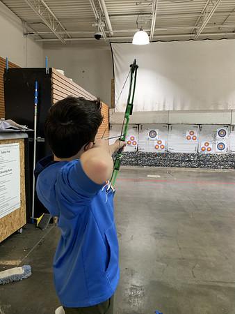 February Archery Shoot