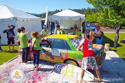 Art at Camp