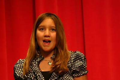 Kendell's Christmas Recital 2008