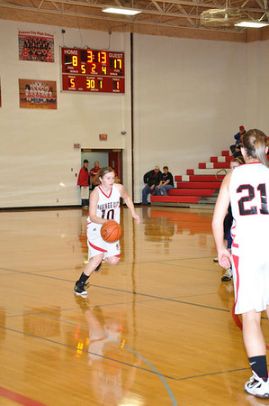 Basketball PC vs B&B 1/26/12