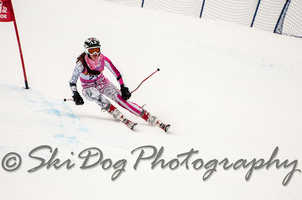 NW Cup Finals GS 2nd Run Women