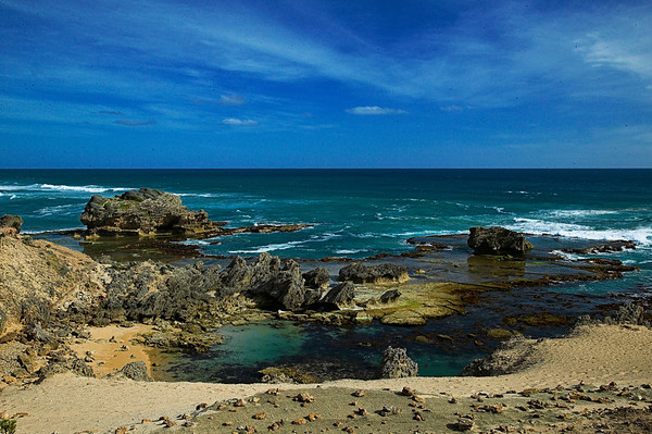 Port Fairy (The Crags)