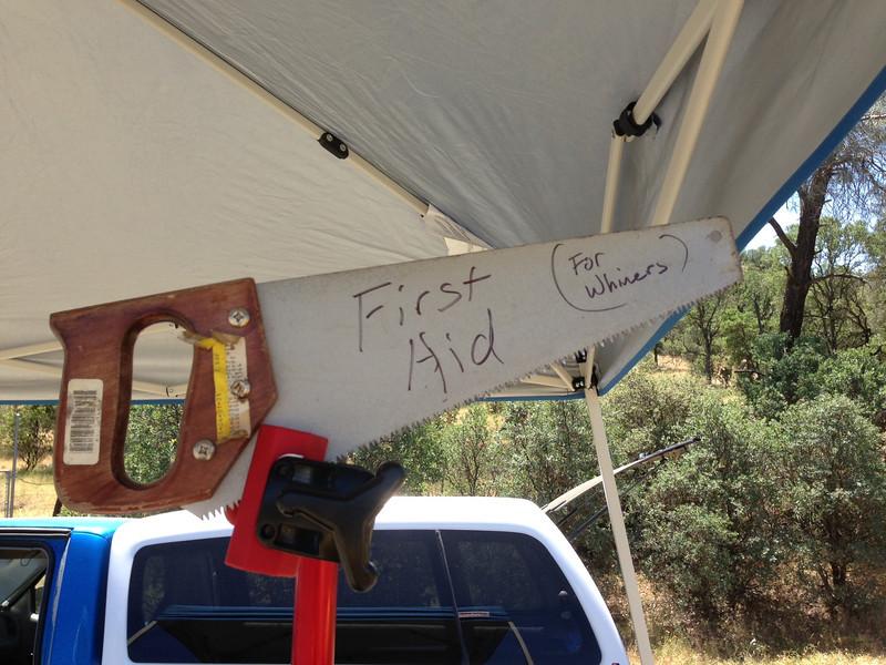 Rez First Aid (courtesy Susan Gishi)