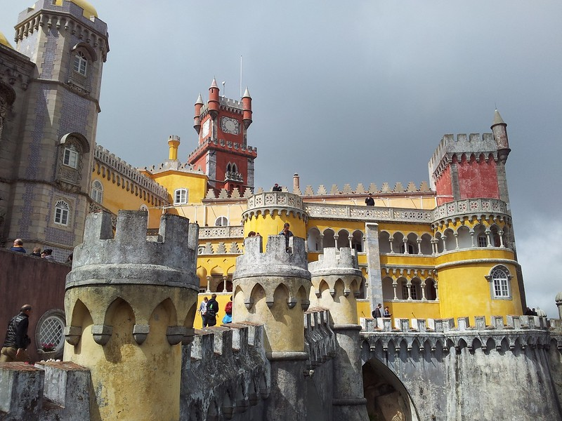 Day trips from Lisbon Sintra