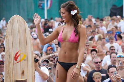 ECSC 2009 Bikini Contest Sunday