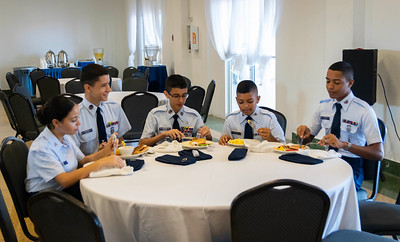 2018 Puerto Rico Wing Cadet Conference