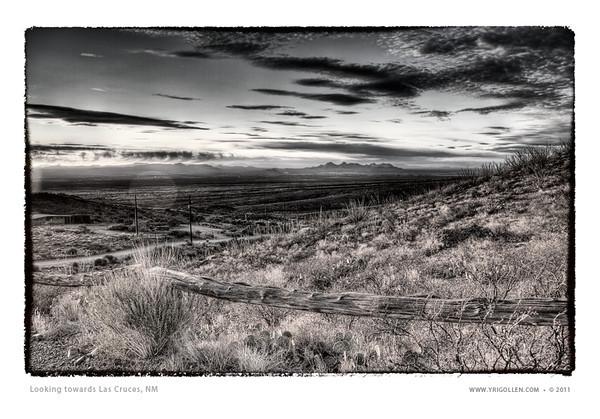 New Mexico, Arizona, Texas