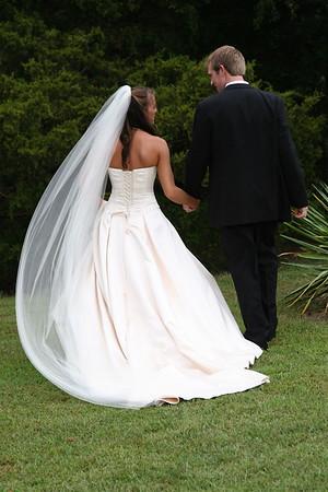 Tim and Jennifer's wedding