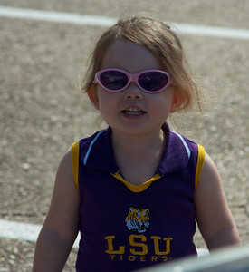 LSU vs Mississippi State - 2010