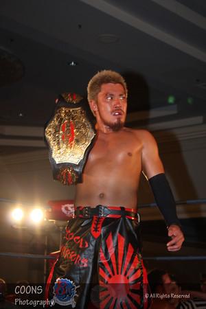 DGUSA 1/27/12 - Akira Tozawa vs PAC