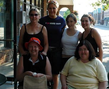 Newport July Visitors