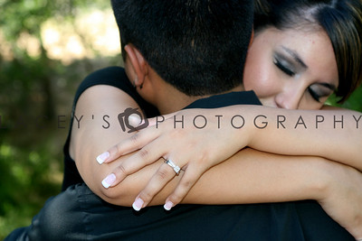 Teresa & Dominic's Engagements