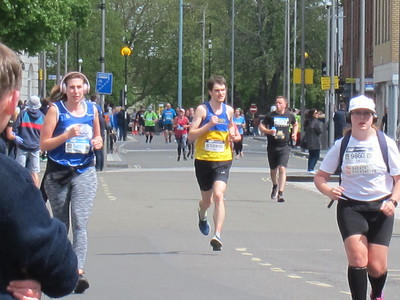 ABP Southampton Marathon Races 2019