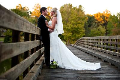 Brett and Casey Wedding Day