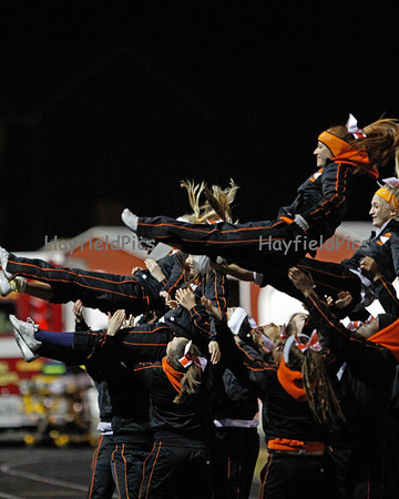 Cheerleaders Edison 11/4/11