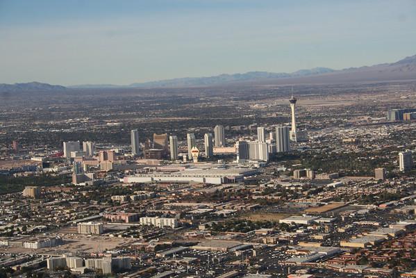 Las Vegas and Grand Canyon November 2007