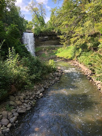 minnehaha falls 2018