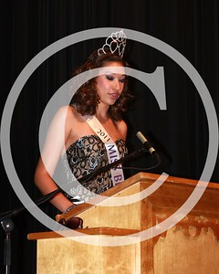 Miss Blackberry Pageant 2012