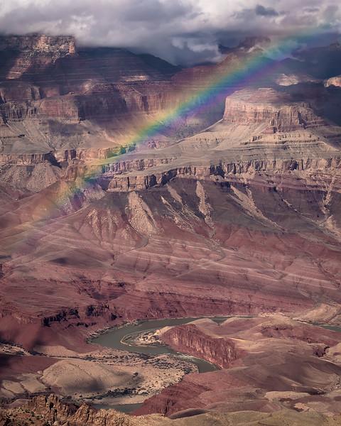 A Very Grand Rainbow