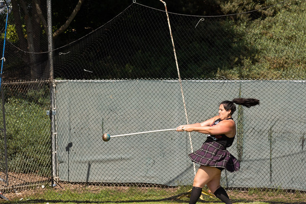 Scottish Highland Games in Vista, CA