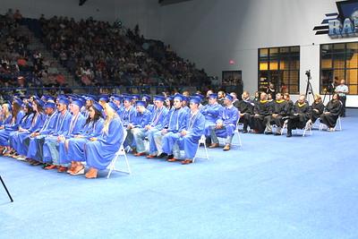 Joaquin High School 2019 Graduation Exercise - May 17, 2019