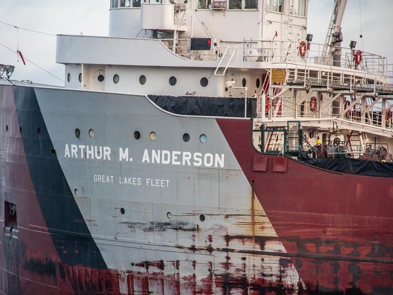 Arthur M. Anderson