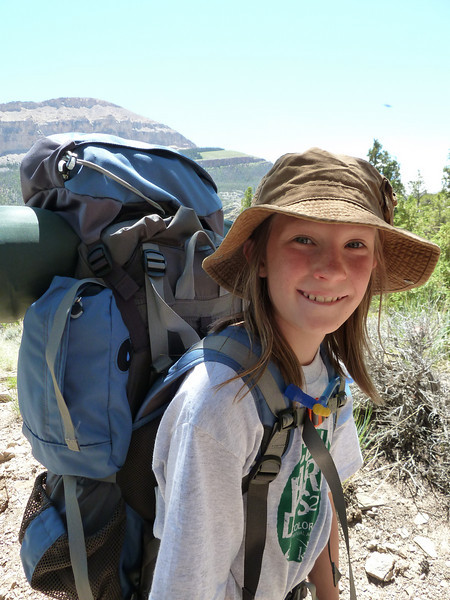 2010 Wind River Hiking Trip