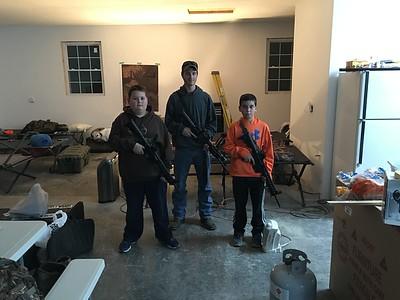 Firearm Deer Hunt 11/20/15 - 11/22/15