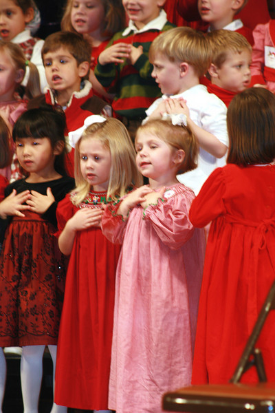 Children's Christmas Music Program 2008