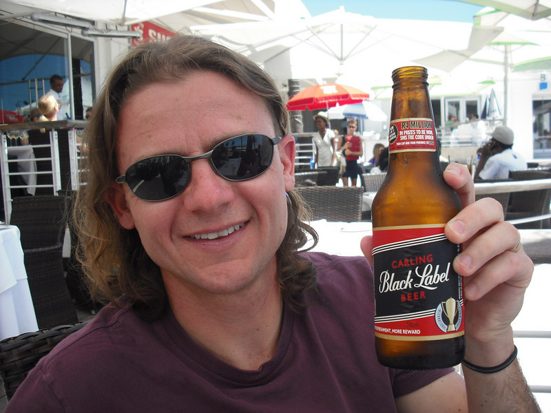 South African beer