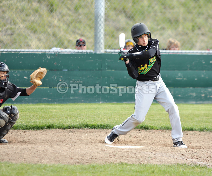 West Linn vs Thurston May 27, 2012