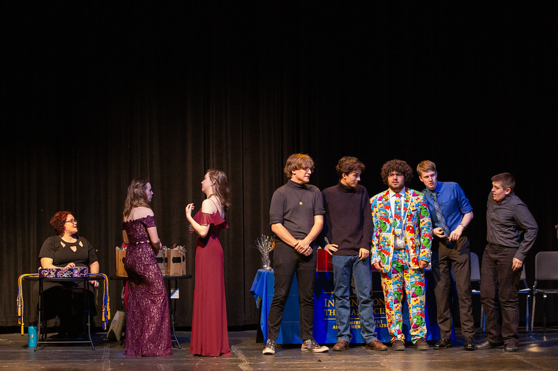 2019 BHS Thespian Awards