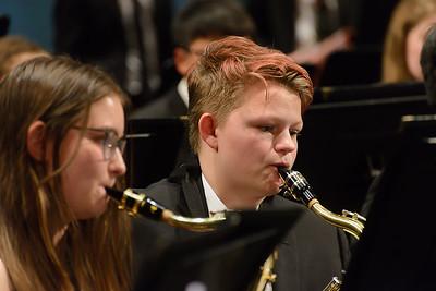Symphonic Band (10-12th Gr)