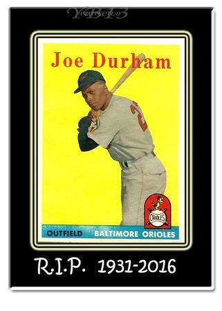 JOE DURHAM RIP 2016