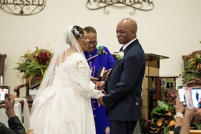 Mr. & Mrs. King Evans November 14 2020