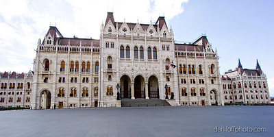 Budapest - Pest, Hungary - June 2016