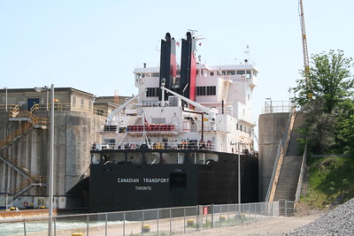Day 26: Welland Canal - 30 May 2007
