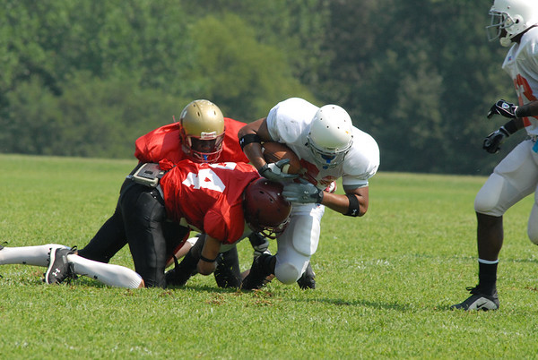 PG Football vs. Central Canada