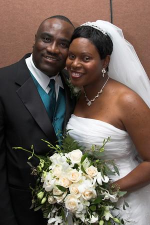Jackson's Wedding day
